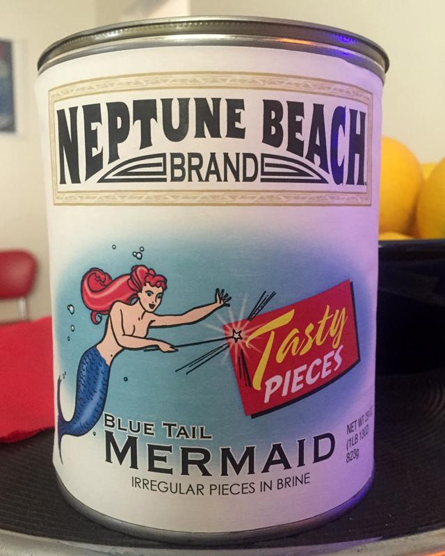 Canned Mermaid